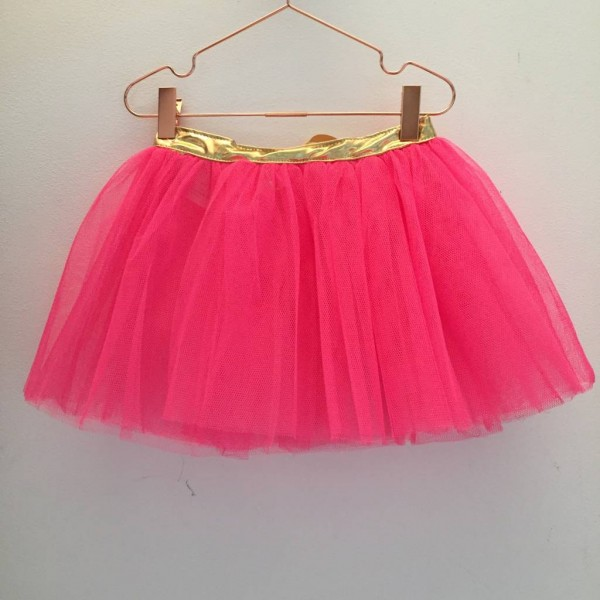 TUTU for funny girls, Gr. S, pink, Ratatam