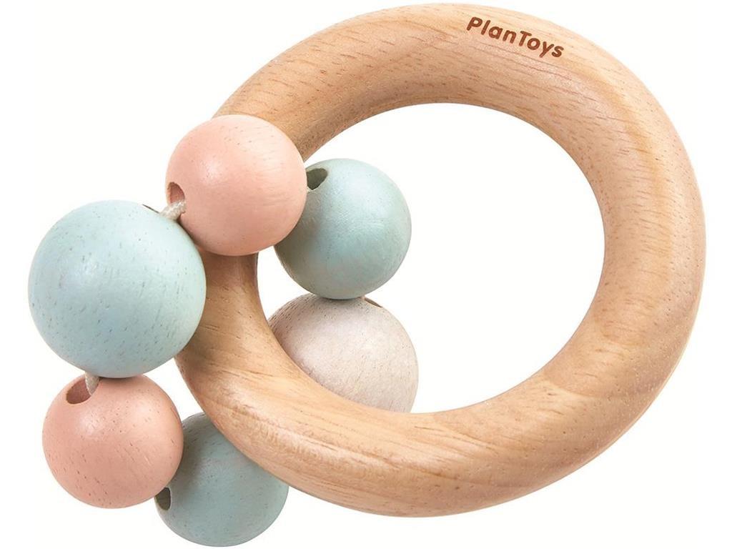 PLAN TOYS Perlen-Rassel
