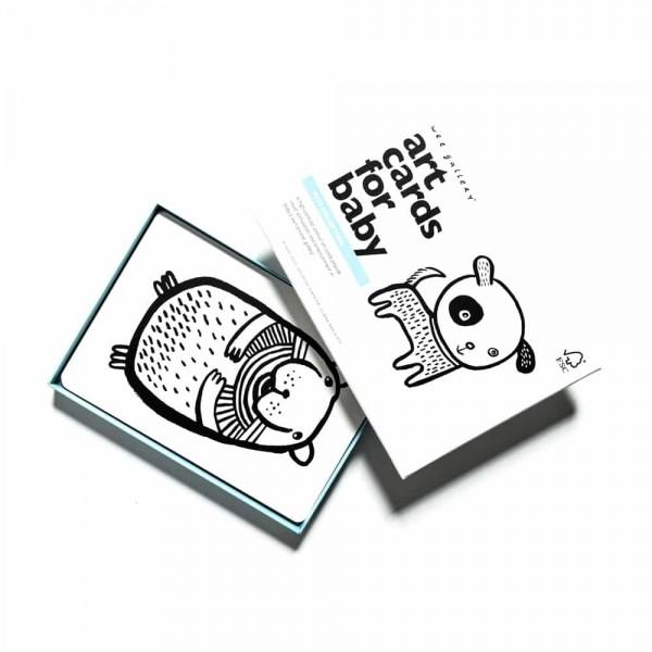 Art Cards für Babys – Tiere
