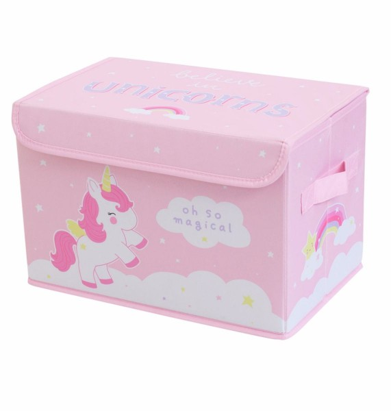 Pop-up storage box: Unicorn,a little lovely company