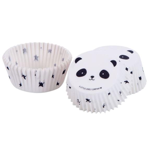 Cupcake - Förmchen: Panda,a little lovely company