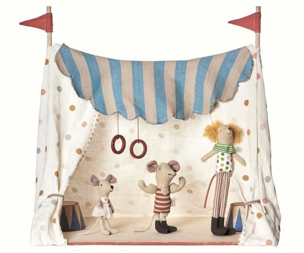 Maileg - Zirkus inkl. 3 Zirkusmäusen