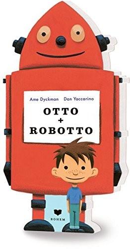 Bilderbuch / Kinderbuch: Otto + Robotto