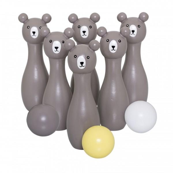 """Bowling-Set """"Bärchen"""""""